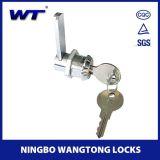 Wangtong 고품질 아연 합금 미닫이 문 냉장고 자물쇠