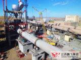 2500tpd de Installatie van het cement/De Pers van de Rol van de Lopende band/van de Roterende Oven van de Molen van de Bal