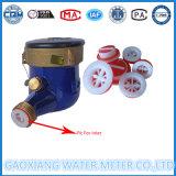 Válvula de no retorno plástica para los contadores del agua