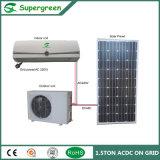 Acdc hybrider Raum spaltete keine Solarklimaanlage der Notwendigkeits-Inverter2HP auf