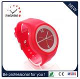 Relógio da geléia do bracelete do silicone dos relógios do Natal do pulso do esporte do presente (DC-239)