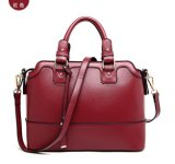 Atacado Top Quality Fashion Women Designer couro genuíno Tessal Ladies Handbag