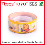 Festival BOPP Stationery Decorative Adhesive acrilico BOPP Tape