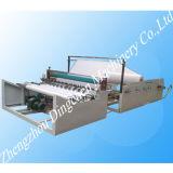 Máquina de corte do rolo enorme de papel de tecido