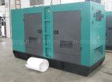sistema de generador diesel silencioso refrigerado por agua de Genset de la utilización del suelo 250kw