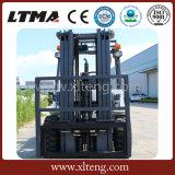 Precio bajo de la fábrica de la carretilla elevadora de China de la carretilla elevadora diesel de 2 toneladas