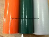 Tissu enduit Tb053 de PVC de double côté imperméable à l'eau de Ripstop