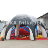 Barraca inflável da bolha da aranha de 20FT para ao ar livre