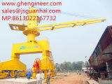 Downside Gantry Crane를 가진 위쪽 Marine Crane