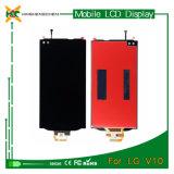 Pantalla al por mayor de TFT LCD para la exhibición del LG V10 LCD