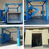 Compresseur vertical de déchets avec la bonne qualité et le meilleur prix