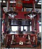 Pneu dobro mecânico do molde que dá forma e que cura à máquina da imprensa