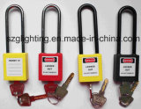 Long sûr Shackle Pad Lock avec Customized Design