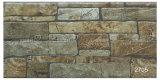 Porzellan-keramische Steinaußenwand-Fliese für Dekoration (200X400mm)