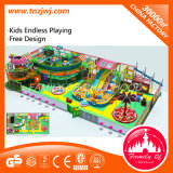 Ce Certificated Kid Indoor Playground Equipment Labyrinth