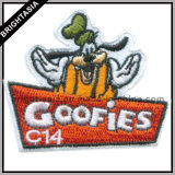 In het groot Custom Embroidery Patch voor Clothing of GLB (byh-10937)