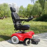 옥외와 장거리를 위한 호화로운 전자 휠체어