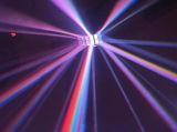 2X10W RGBW Effekt-Licht der Vierradantriebwagen-Farben-LED