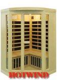 Salle de sauna infrarouge lointain Sauna portable en bois (SEK-I3C)