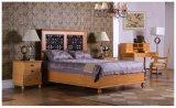 Amerikanische Art-festes Birken-Holz-Bett