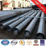 Ökonomisches 132kv Bitumen galvanisierter Stahlpole