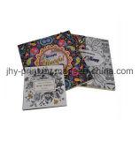 Alto servicio de impresión perfecto del libro obligatorio de Qaulity (jhy-295)