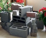 安い価格小さい油圧圧力コンクリートブロック機械(QT3-15)