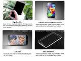 2.5D 이동 전화 Samsung S6를 위한 9h에 의하여 치료되는 일본 강화 유리 스크린 프로텍터 HD 분명히 반대로 충격