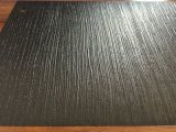 Negro Color de Audio Wraping PVC Film