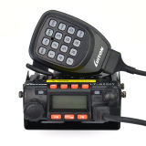Transmissor VHF / UHF Mini-rádio móvel Mini Lt-825UV