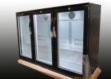 tür-Rückseiten-Stab-Kühlraum des Schwingen-320L drei Glas