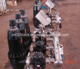 Steel inoxidable Pipeline Water Disk Filter pour Irrigation Filtration