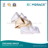 Forte sacchetto filtro del collettore di polveri di resistenza termica PTFE per industria in Cina