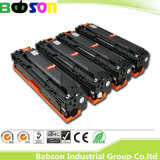 Fabrik-Großverkauf-Farben-Kopierer-Toner-Kassette für konkurrenzfähigen Preis HP-CB540A/CB541A/CB542A/CB543A (125A)/freie Probe