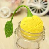 Стрейнер чая силикона лимона качества еды форменный