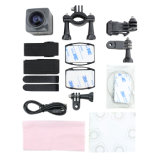 360 macchina fotografica di azione di grado FHD con WiFi