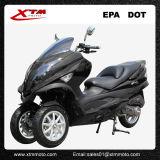 가스에 의하여 강화되는 세륨 EPA 150cc 200cc 성인 3 바퀴 스쿠터