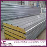 Shanghai-Fabrik-Preis-feuerfestes thermisches Isolierstahlzwischenlage-Panel für Bauunternehmen