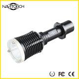 Xm-l T6 430 Lumen 10W van de Bodem die LEIDENE Batterij 18650 roteren van het Flitslicht * (nk-133A)