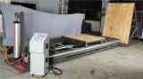 Équipement d'essai ondulé de frottement de rabot incliné de papier cartonné