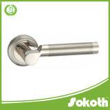 Алюминиевая ручка двери, мебель, оборудование двери