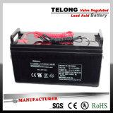 l'UL 12V200ah reconnaissent la batterie d'acide de plomb scellée rechargeable