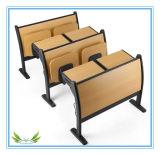 販売のための木の折る学校学生の梯子の机椅子