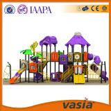 Пластичный тип напольные игрушки скольжения оборудования занятности (VS2-1005)