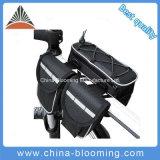Pannier do saco do frame do guiador da bicicleta que dá um ciclo o saco dianteiro da bicicleta do bloco