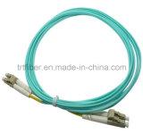 Cabo de remendo da fibra óptica do preço de fábrica Sc/St/FC/LC