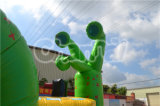 Sale를 위한 2015의 스페셜 Design Inflatable Green The 노후선 Dry Slide