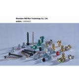 OEM 금속 스테인리스/CNC 기계로 가공 정밀도 기계로 가공 도는 부속