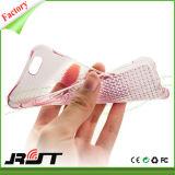 Più nuovo caso Shockproof di scintillio TPU del diamante della cassa del telefono per il iPhone 6s