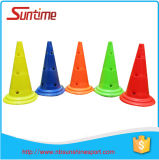 Cône du football de cônes de circulation de formation de sport du football, cône de formation, cône du football, cône de borne, cône de borne du football